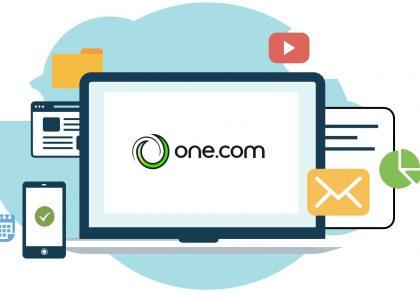 One.com rabat